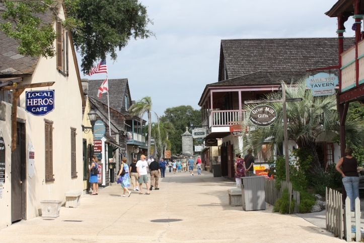 Old Town St. Augustine 2