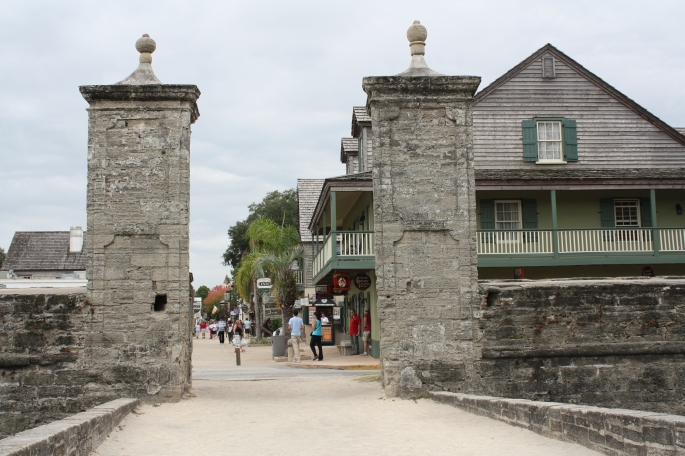 Old Town St. Augustine