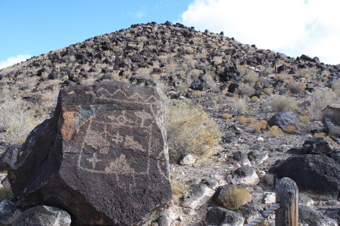 Petroglyph Directions