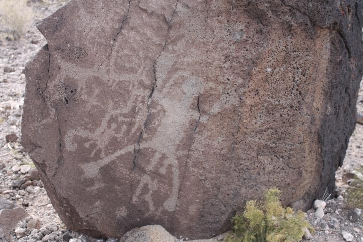 Petroglyph Person