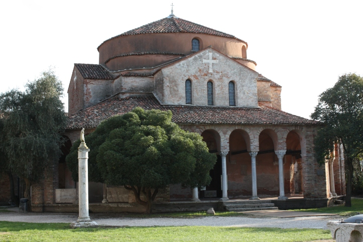 Cathedral at Torcello