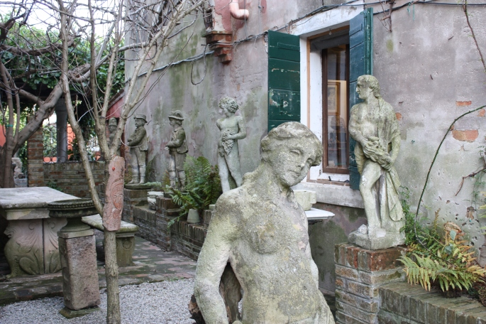 Torcelllo Sculpture Garden