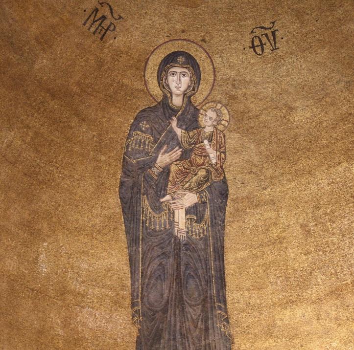 Torcello Byzantine Mosaics