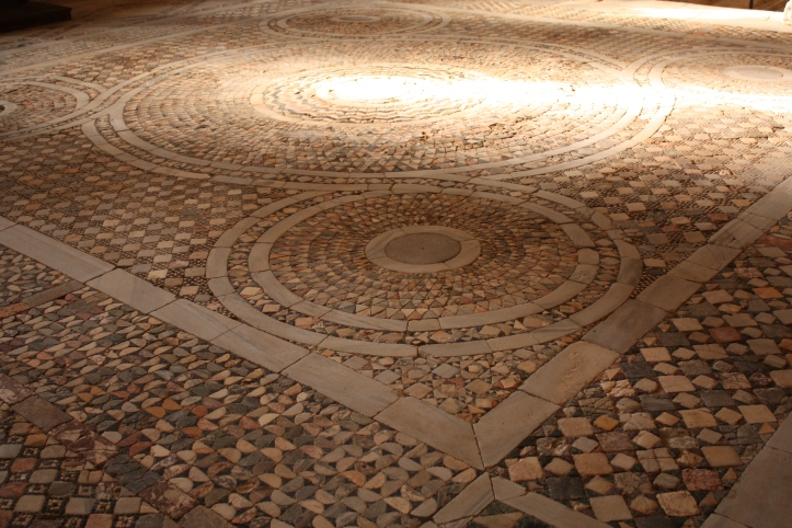 Torcello Stone Floor