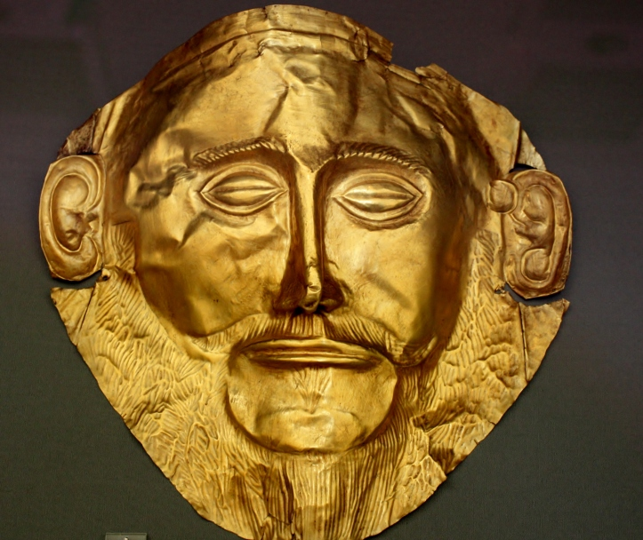 Agamamnon's Mask