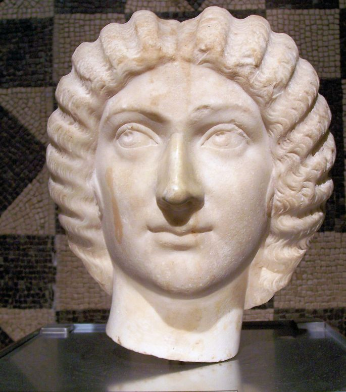 Roman Lady