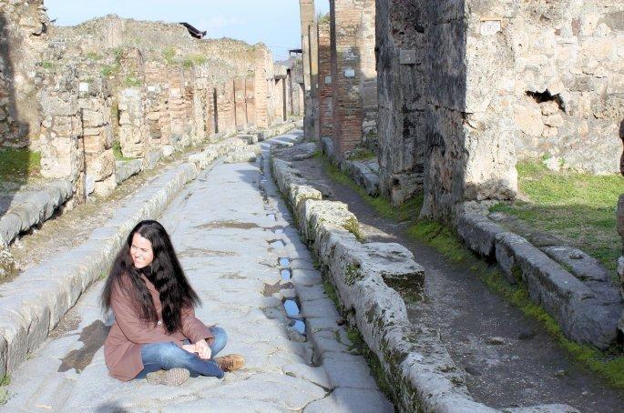Pompeii Road III