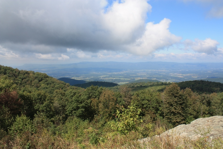 Shenandoah Low Elevation