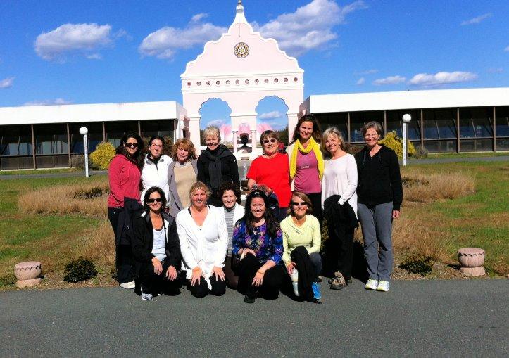 Group Retreat Photo