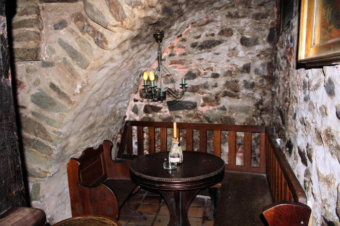 Ancient Limberg Cellar