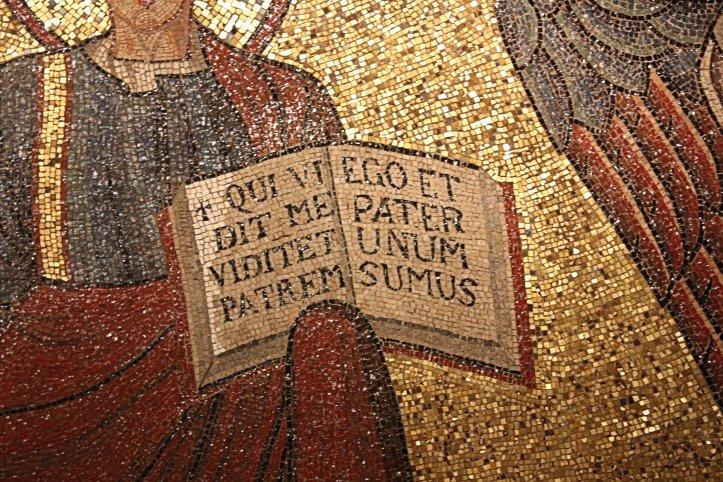 Bode Museum Mosaic Detail