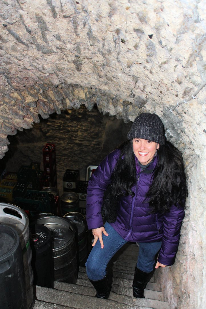 In the Limburg Cellar