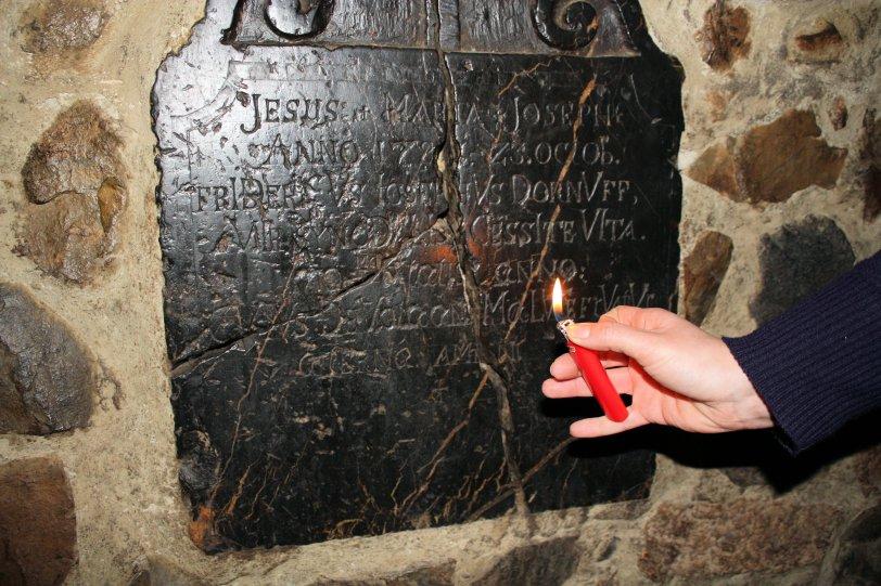 Limberg Gravestone Cellar