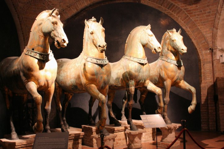 The Horses of St. Mark