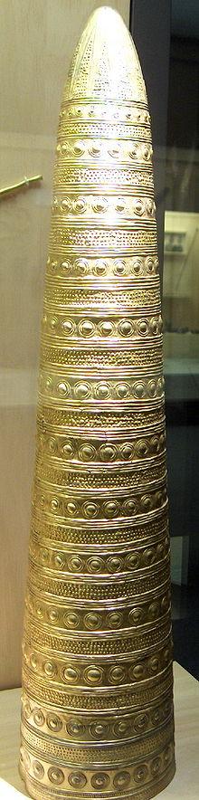 Avanton Gold Cone Wikipedia Image