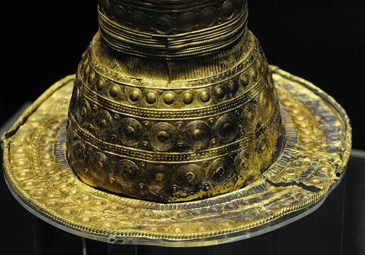 Berlin Gold Hat Detail Wikipedia Image