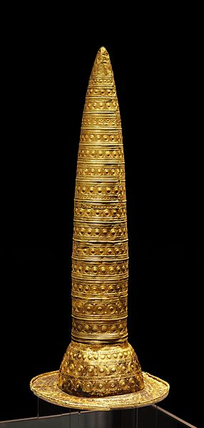 Berlin Gold Hat Wikipedia Image