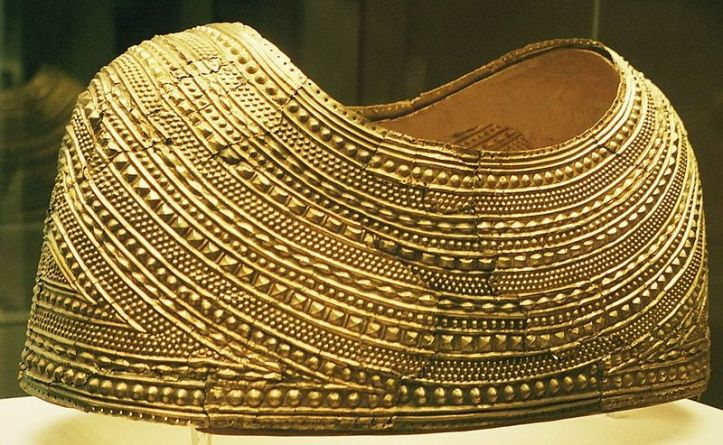 Mold Cape from The British Museum Image from Wikipedia