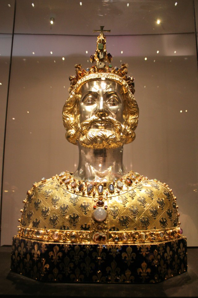Charlemagne's Reliquary