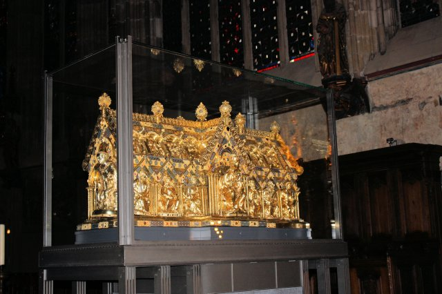 Charlemagne's Sarcophagus (2)