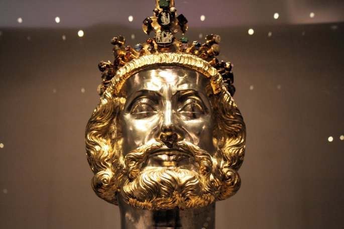 Detail Charlemagne's Reliquary