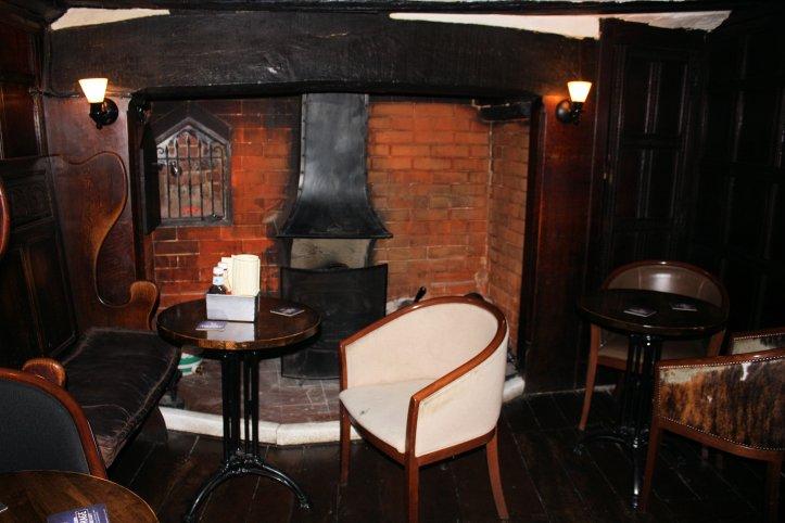 Haunch of Venison Ground Floor Pub