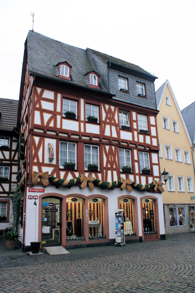 Oldest House in Mainz 1450