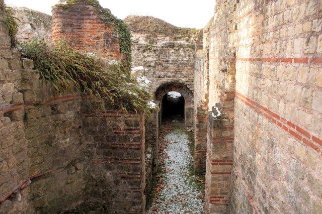 Constantine's Basilica Tunnel