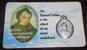Memento Saint Marguerite d' Youville