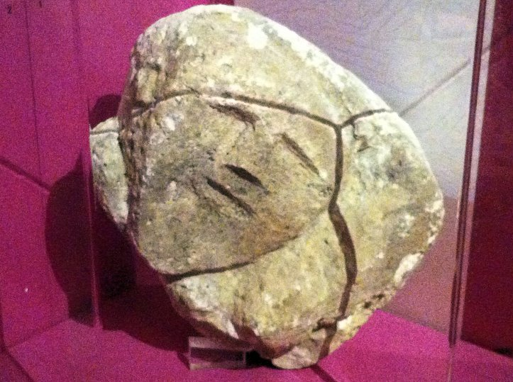 Phoenician Face from Malta