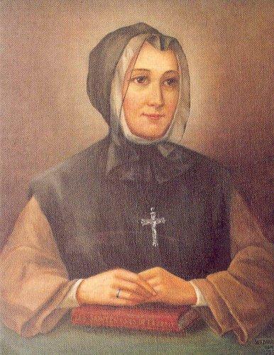 Saint Maria Marguerite Youville