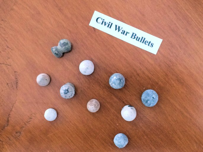 Civil War Salubria Bullets