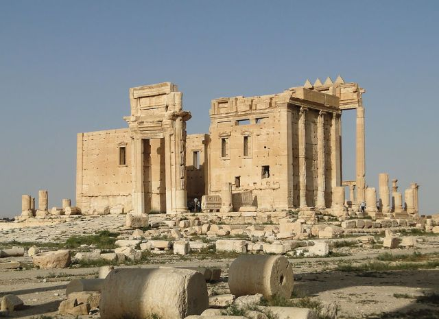 Temple of Bel Palmyra